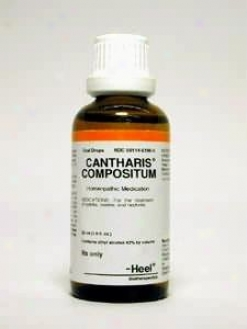 Heel's Cantharis Compositum S 50 Ml