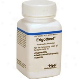 Heel's Erigotheel 300 Mg 100 Tabs