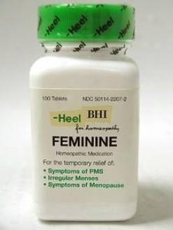 Heel's Feminine 100 Tabs