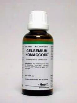 Heel's Gelsemium Homaccord 50 Ml