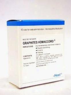 Heel's Graphites Homaccord 10 Vials