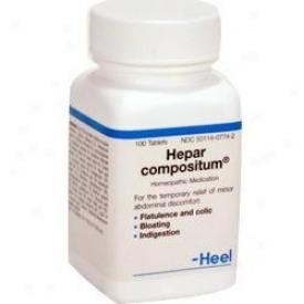 Heel's Hepar Compositum 300mg 100tabs