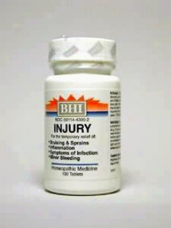 Heel's Injury 100 Tabs