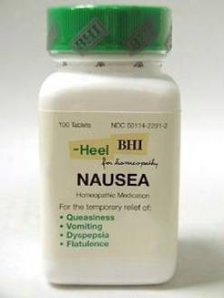 Heel's Nausea 100 Tabs