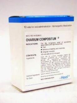Heel's Ovarium Compositum 10 Vials