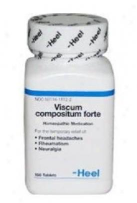 Heel's Viscum Compositum Forte 100 Tabs