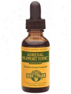 Herb Pharm's Adrenal Suppotr Tonic Compound 4oz