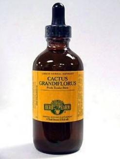 Herb Pharm's Cactus/selenicereus Grandiflorus 4 Oz