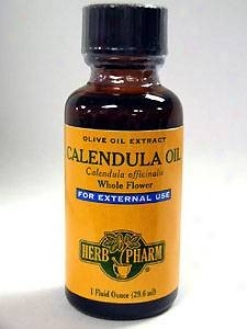 Herb Pharm's Calendula Oil 1 Oz