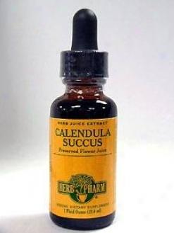 Herb Pharm's Calendula Succus/calendula Officinalis 1 Oz