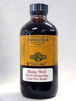 Herb Pharm's Devil?s Club/oplopanax Horridum 8 Oz