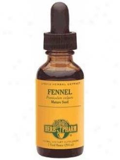 Herb Pharm's Fennel/foeniculum Vulgare 8 Oz