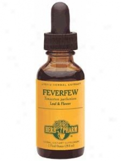 Herb Pharm's Feverfew 1oz