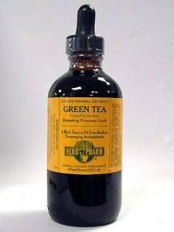 Herb Pharm's Green Tea/camellia Sinensis 4 Oz