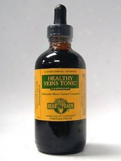 Herb Pharm's Healthy Veins Tonic Compound 4 Oz