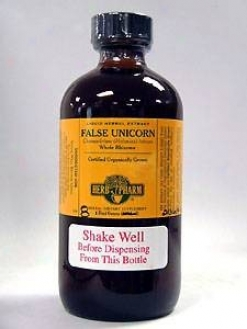 Herb Pharm's Helonias/chamaelirium Luteum 8 Oz