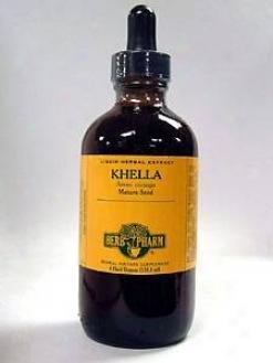 Herb Pharm's Khella/ammi Visnaga 4 Oz
