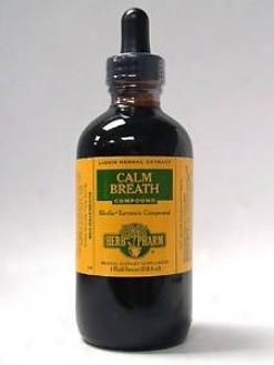 Herb Pharm's Khella/ammi Visnaga 8 Oz