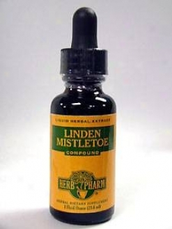 Herb Pharm's Linden/mistletoe Compound 1 Oz