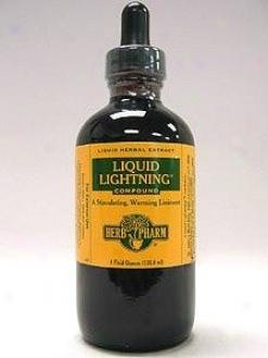 Herb Pharm's Liquid Lightningã¿â¿â¾ Compound 4oz