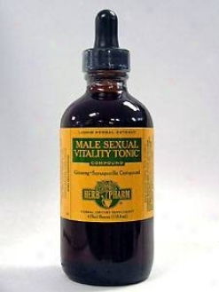 Herb Pharm's Male Sexual Vitality Tonic Compound 4 Oz