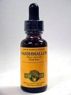 Herb Pharm's Marshmallow/althaea Officinalis 1 Oz
