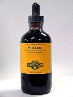 Herb Pharm's Mullein/verbascum Olympicum & Thapsus 4 Oz
