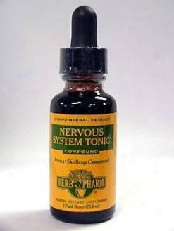 Herb Pharm's Nervous System Tonic Compound 1 Oz