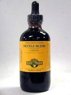Herb Pharm's Nettle Blend/urtica Dioica 4 Oz