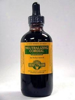 Herb Pharm's Neutralizing Cordial Compound 4 Oz