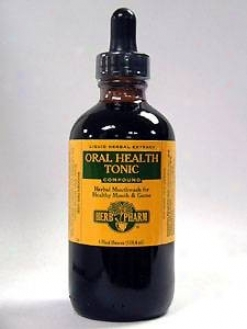 Herb Pharm's Oral Health Tonic Compound 4 Oz