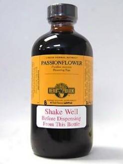 Herb Pharm's Passionflower/passiflora Incarnata & Edulis** 8 Oz