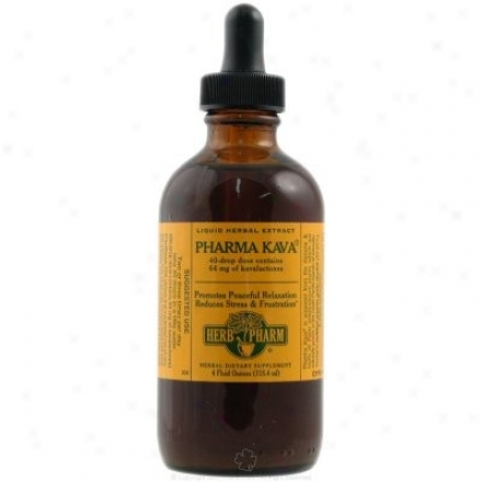Herb Pharm's Pharma Kava Select  8oz