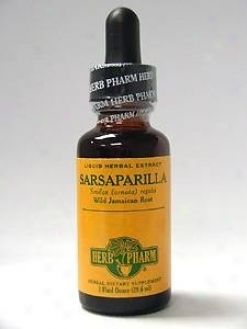 Herb Pharm's Sarsaparilla/smilax Ornats 1 Oz
