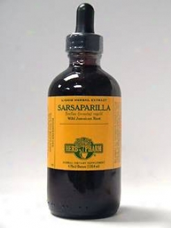 Herb Pharm's Sarsaparilla/smilax Ornata 4 Oz