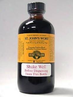 Herb Pharm's St. John?s Wort/hypericum Perforatum 8 Oz