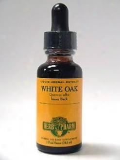 Herb Pharm's White Oak/quercus Alba 1 Oz