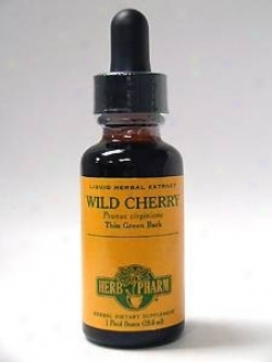 Herb Pharm's Wild Cherry/prunus Virginiana 1 Oz