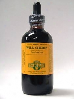 Herb Pharm's Wild Cherry/prunus Virginiana 4 Oz