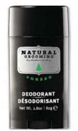 Herban Cowboy's Deodorant Forest 2.8oz