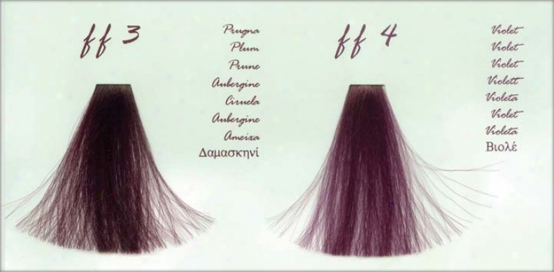 Herbatint Flash Fashion Ff4 Violet 4.5 Oz