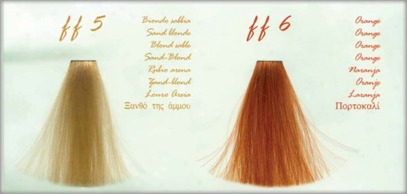 Herbatint Flash Fashion Ff6 Orange 4.5oz