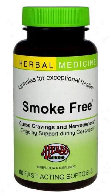Herbs Etc Smoke Free 60sg