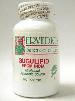 Herbvedic's  Gugulipid 500 Mg 100 Tabs