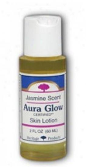 Heritage Products Aura Glow Jasmine 2 Fl Oz
