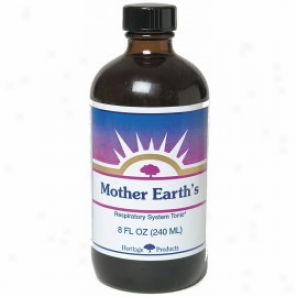 Heritage Products Mother Earth's Respiratory System Tonic 8 Fl Oz