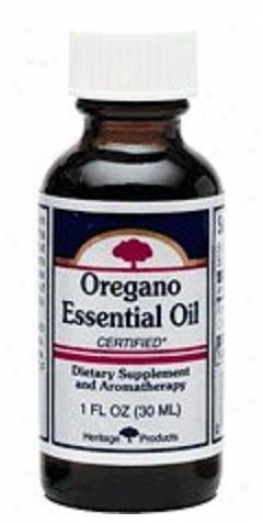 Heritage Products Oregano Essential Oil 1oz
