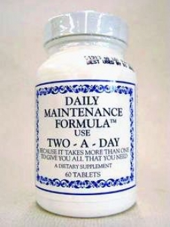 Hesed's Daily Maintenance 60 Tabs
