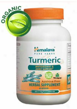 Himalaya Herbal's Turmeric 60 Caps