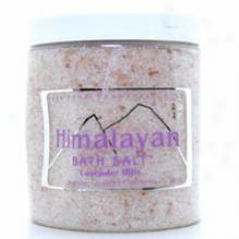 Himalayan Salt's Bath Salt Lavender 24oz